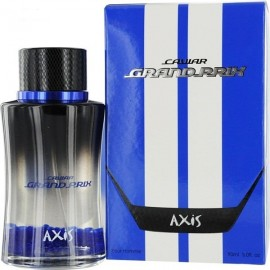 عطر مردانه اکسیس مدل Caviar Grand Prix Blue Eau De Toilette
