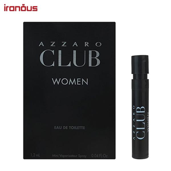عطر زنانه آزارو مدل Club Women Eau De Toilette