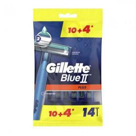 تیغ اصلاح ژیلت Blue 2 Plus