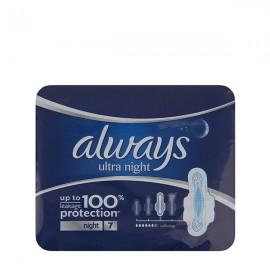 نوار بهداشتی آلویز Ultra Night