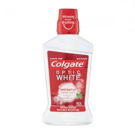 دهان شویه کلگیت Optic White