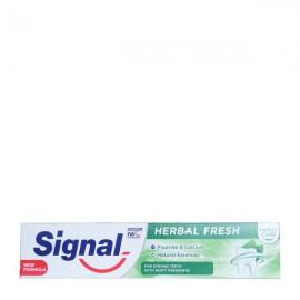 خمیر دندان سیگنال Herbal Fresh