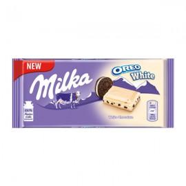 شکلات میلکا Oreo White