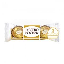 شکلات فررو روشه Ferrero Rocher 3 عددی