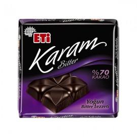 شکلات تلخ اتی کرم 70%