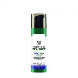 لوسیون شب بادی شاپ Tea Tree