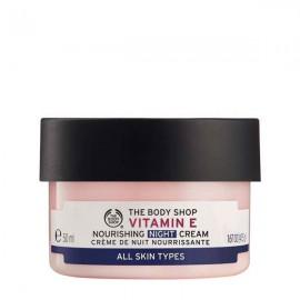 کرم شب بادی شاپ Vitamin E