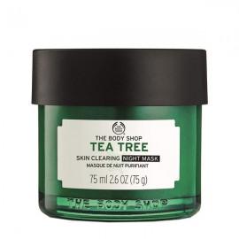 ماسک شب بادی شاپ Tea Tree