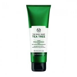 ماسک پاک کننده بادی شاپ Tea Tree 3 In 1
