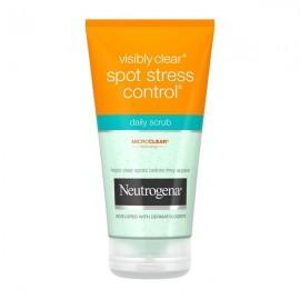 اسکراب روزانه نیتروژنا Visibly Clear Spot Stress Control