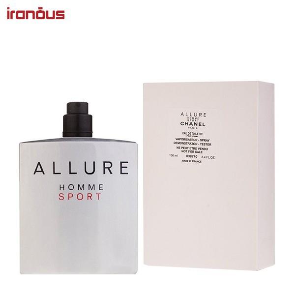 عطر مردانه شانل مدل Allure Homme Sport Eau De Toilette