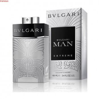 عطر مردانه بولگاري مدل Man Extreme Eau De Parfum