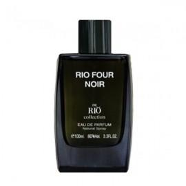 عطر مردانه ریو کالکشن مدل Four Noir Eau de Parfum
