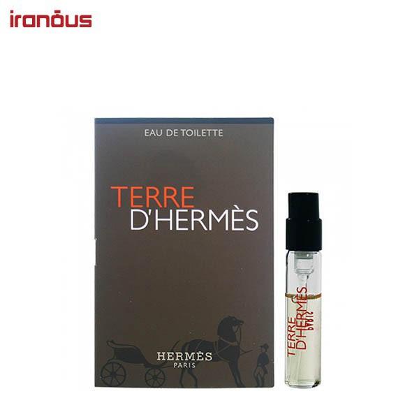 ادو تویلت هرمس Terre dHermes حجم 100 میلی لیتر