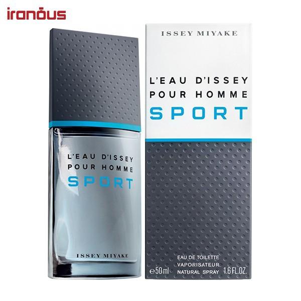 عطر مردانه ايسي مياك مدل Pour Homme Sport Eau De Toilette