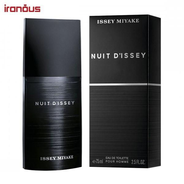عطر مردانه ايسي مياك مدل Nuit Eau De Toilette