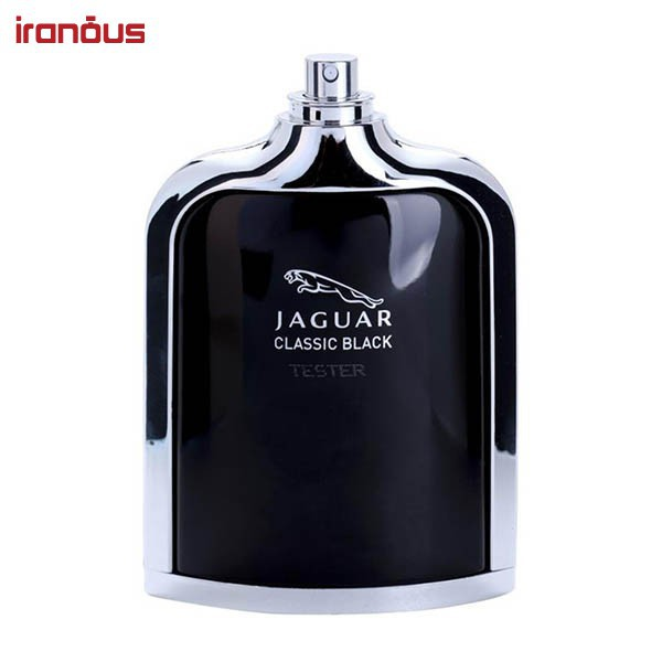 عطر مردانه جگوار Classic Black حجم 100 میلی لیتر