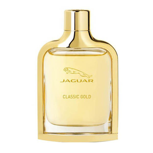 عطر مردانه جگوار مدل Classic Gold Eau De Toilette