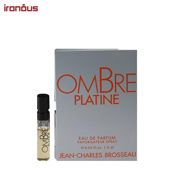عطر زنانه براسو مدل Ombre Platine Eau De Parfum