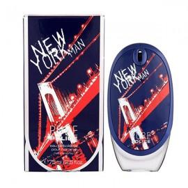 عطر مردانه پلیس مدل New York Men Eau De Toilette