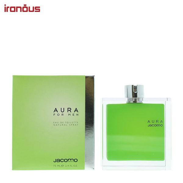 ادو تویلت جاکومو Aura for Men