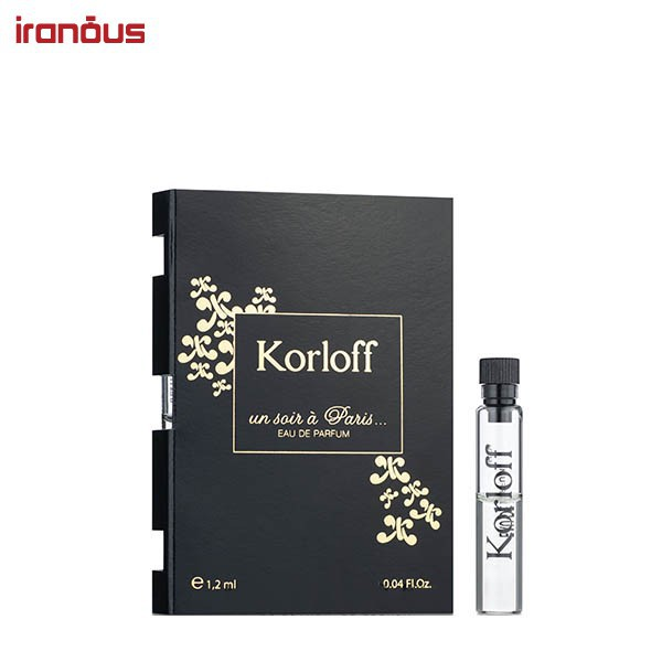 عطر زنانه کارلوف مدل Un Soir A Paris Eau De Parfum
