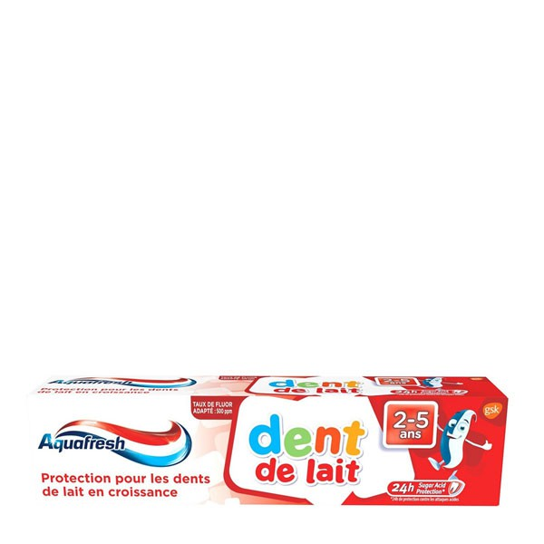 خمیر دندان کودک آکوافرش Dent de Lait