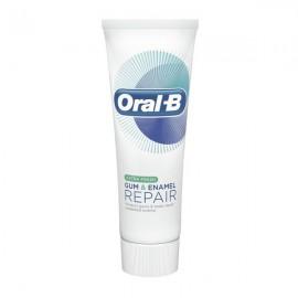 خمیر دندان اورال بی Gum & Enamel Repair Extra Fresh