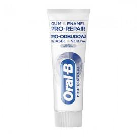 خمیر دندان اورال بی Gum & Enamel Pro-Repair Gentle Whitening