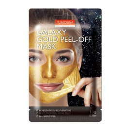 ماسک صورت پیوردرم Galaxy Gold