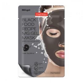 ماسک صورت ژله ای پیوردرم Black Food