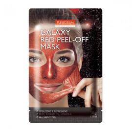 ماسک صورت پیوردرم Galaxy Red
