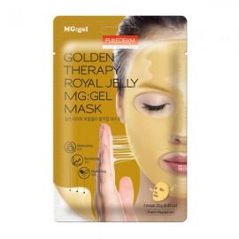 ماسک صورت ژله ای پیوردرم Royal Jelly