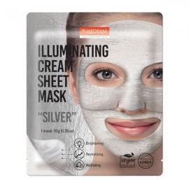 ماسک صورت ورقه ای پیوردرم Silver