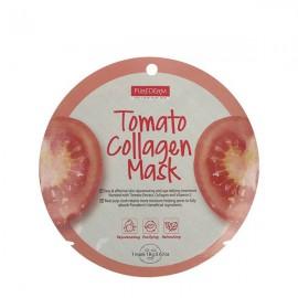 ماسک صورت پیوردرم Tomato Collagen