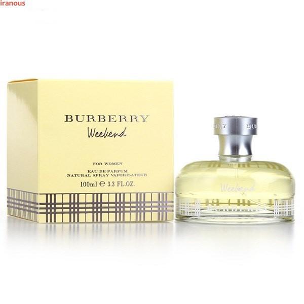 عطر زنانه بربری مدل Weekend Eau De Parfum