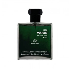 عطر ریو کالکشن مدل Wood Black EDP