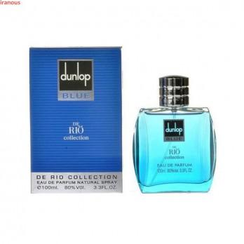 عطر ریو کالکشن مدل Dunlop Blue EDP