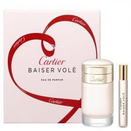 ست زنانه کارتیه مدل Baiser Vole Eau De Parfum