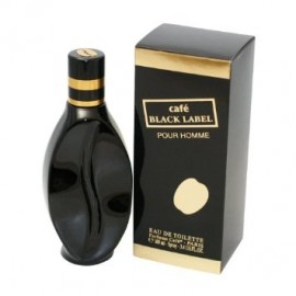 عطر مردانه کافه کافه مدل Black Label Eau De Toilette