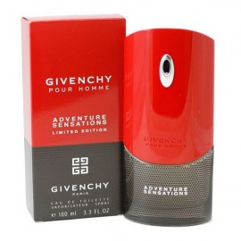 عطر ژیوانشی مدل Givenchy Pour Homme Adventure Sensations EDT