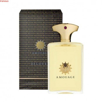 عطر مردانه آمواژ مدل Beloved Man Eau De Parfum