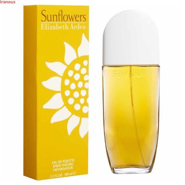 عطر الیزابت آردن مدل Sunflowers EDT