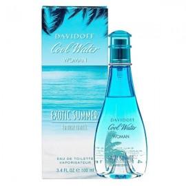 عطر ديويدوف مدل Cool Water Exotic Summer EDT