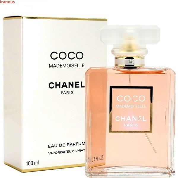 عطر زنانه شنل Coco Mademoiselle حجم 100 میلی لیتر
