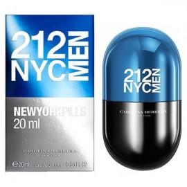 عطر کارولینا هررا مدل 212NYC Men Pills EDT