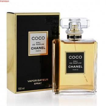 عطر زنانه شنل Coco حجم 100 میلی لیتر