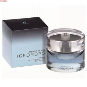 عطر آگنر مدل Black Icedrops EDT
