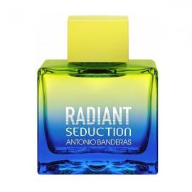 ادو تویلت آنتونیو باندراس Radiant Seduction Blue حجم 100 میلی لیتر