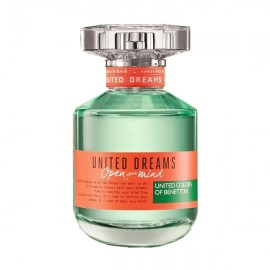 عطر بنتون مدل United Dreams Open Your Mind EDT